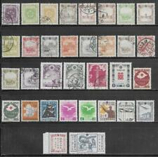 Manchukuo Collection All Pre 1941