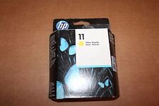 GENUINE HP11C4838A  YELLOW/ OPENED/ DATE OF EXP 02/2014