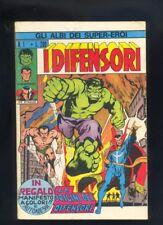 Gli albi dei Super Eroi n. 1 Ed Corno 1973 originale non di resa   R