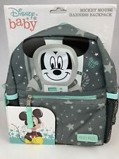 Disney Baby Mickey Mouse Harness Backpack New