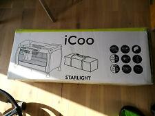 Lit de voyage iCoo Starlight Bebe Baby Transportable Diamond Gris Neuf emballé