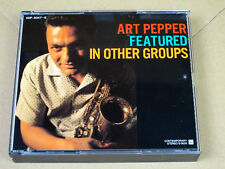 2CD Art Pepper featured in Other Groups Contemporary Japan Only