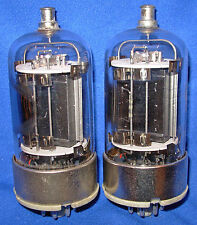 NOS Matched Pair TungSol 7403 / 3D21WB Vacuum Tubes