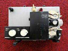 Pallas all 8hs 1200 Zoom Vintage 8mm super 8 film projector