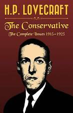 The Conservative by H. P. Lovecraft (Paperback, 2013)