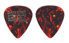 Cheap Trick Robin Zander Brown Faux Tortoise Guitar Pick - 2015 Tour