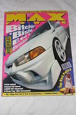 Max Power July 1998/Escort RS Turbo/BMW M3/Peugeot 106/VW Scirocco/Honda Prelude