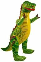 Large Inflatable Blow Up 76cm T-Rex Godzilla Jurassic Park Dinosaur Toy X99 037