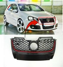 Vw Golf Mk5 2004-2008 Gti Front Bumper Grille Main W/ Moulding And Licence Plate