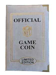 Super Bowl XLV Official Game Coin. Limited Edition And #. Packers Vs Steelers