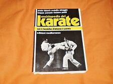 enciclopedia del karate vol 1° : tecniche d'attacco e parata ,1986