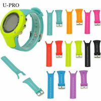 Rubber Watch Bands Strap For SUUNTO AMBIT 3 PEAK & Run/Ambit 2 S/2 R/Ambit 1 HYA