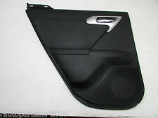 2012 LEXUS CT 200H DOOR PANEL REAR LEFT BLACK OEM 11 12 13