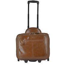QUAD sezione Business week-end Trolley Chestnut: 89151