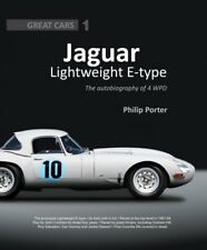 Jaguar Lightweight E-type 4 WPD (John Coombs factory works racing) Buch book
