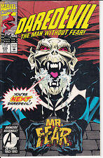 DAREDEVILTHE MAN WITHOUT FEAR N°315 Albo In Americano ed. MARVEL COMICS