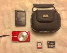 Canon PowerShot A2500 16.0MP Digital Camera - Complete