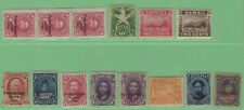 $US/Hawaii M/H+unused stamp collection mix. cond.