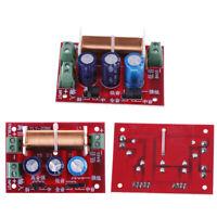 400W triplo / basso divisore di frequenza doppio 2 vie diffusore audio cross YBH