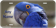 Amazon Parrot Personalized Novelty Car License Plate