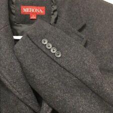 NWT Merona Womens Size Small Gray Coat