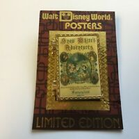 WDW Attraction Posters - Snow White's Scary Adventures LE 1000 Disney Pin 89695
