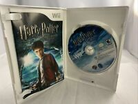 NIntendo Wii Harry Potter and the Half-Blood Prince Game Complete w/ Case + Book