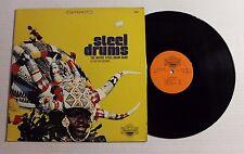 NATIVE STEEL DRUM BAND Steel Drums LP Tradition Rec. 2064 US VG++ NICE ORIG 0G