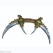 Klingon Blade Weapon Medieval Rubber 56cm Fancy Dress Costume Accessory