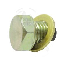 Honda Engine Crankcase Magnetic Oil Drain Plug Bolt 12mm 1.5p OEM 92800-12000