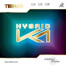 Tibhar Hybrid K1 / Tischtennisbelag / NEU /zum Sonderpreis