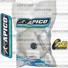 Apico doble etapa Pro Filtro De Aire Para Husqvarna TC 450 2007 07 Motocross Enduro