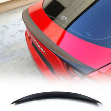 Rear Trunk Spoiler Molding Trim Garnish G Type 1Pcs For KIA 2017 - 2018 Stinger
