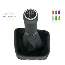 ICT shift gear knob gaiter leather BMW E32  E34 illuminated LED A 10