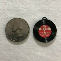 MGM Record Betty Madigan Billy Eckstine Cracker Jack Gumball Machine Charm Prize