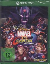 MARVEL VS. Capcom Infinite-XBOX ONE-Tedesco Usk versione NUOVO & OVP