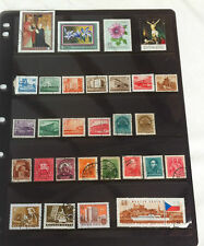 Postage Stamps 50 Magyar Post (Hungary) & 56 Italy