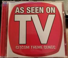 As Seen on TV - Sitcoms by DJ's Choice CD, Oct-2004 Turn Up the