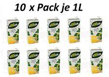 10x1L Birkensaft gezuckert mit Zitronensaftkonzentrat Сок березово-лимонный