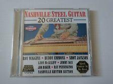 Nashville Steel Guitar, 20 greatest CD 2010 - Roy wiggins etc.