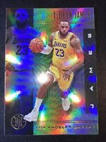 Lebron James Lakers 2019-2020 Illusions Base Holo Foil Card #20 Los Lakers!