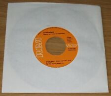 """DAVID BOWIE - SPACE ODDITY / MAN WHO SOLD THE WORLD (MADE IN SPAIN) 7"""" 45 VINYL"""