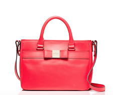 Kate Spade Primrose Hill Leather Goldie Women Coral 7236