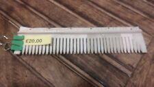 horn comb long viking replica design re-enactment larp NEW bone
