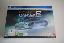 project cars car collector's edition collector ps4 playstation 4 ps 4 neuf