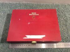 Vintage Rage Collectable Henri Wintermans Wooden Cigar Box - 4781/5000
