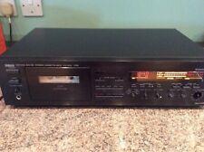 Yamaha KX-530 Cassette Deck 2 head dolby C