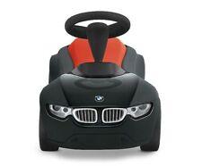 Original BMW Baby Racer III schwarz / orange Rutscherfahrzeug