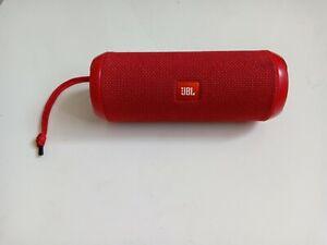 JBL Flip 3 Wireless Bluetooth Portable Travel Stereo Speaker.RED