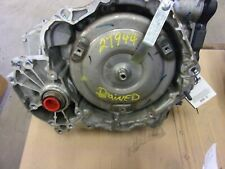 CHEVROLET TRAX 2017-2020 Transmission (AT), (1.4L), FWD